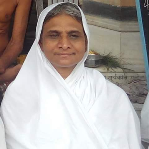 Photo of Aryika Shri 105 Bharateshwari Mata Ji